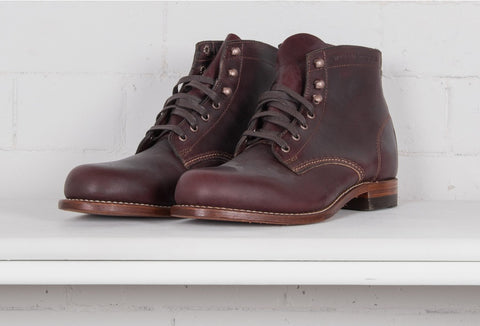 Wolverine 1000 Boots @ Union Clothing Blog