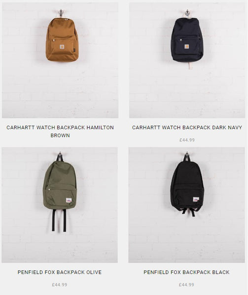 Union Clothing: Summer Bags