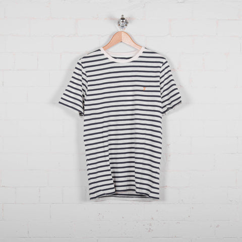 The Striped T-Shirt @ Union Clothing
