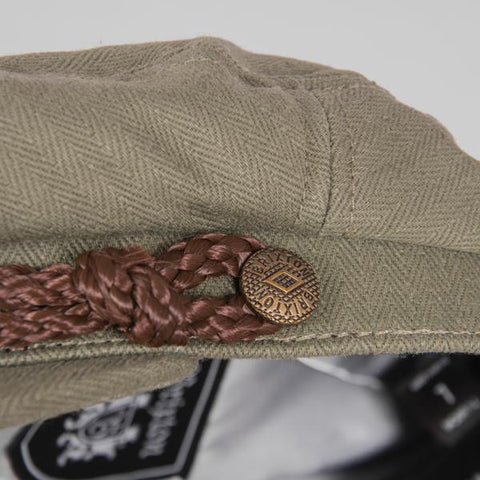 Brixton Fiddler Cap @ Union Clothing