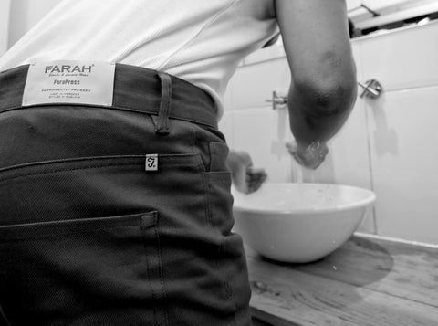 Farah pants Union Clothing Blog
