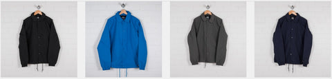 The History of Coach Jackets @ Union Clothing Blog