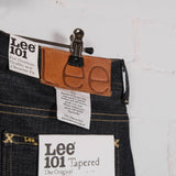 Lee 101 Tapered Dry Jeans Detail