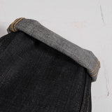 Lee 101 Tapered Dry Jeans Roll up Detail