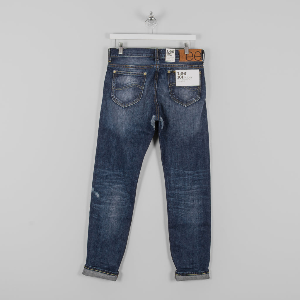 factory authentic latest united kingdom Lee 101 Rider Jeans - Brooklyn Nights