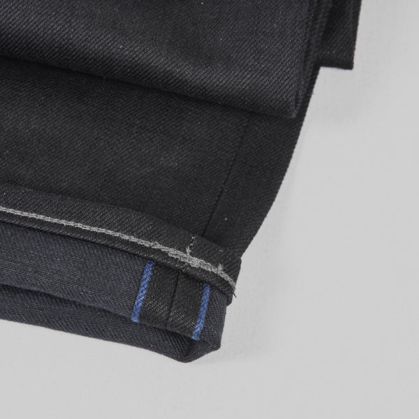 Lee 101 Rider Jeans - Blue Selvage Black Selvage