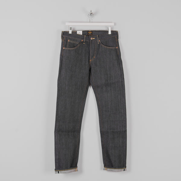 Lee 101 S KA Jeans - Dry Blue Selvage Front