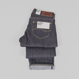 Lee 101 Z KA Jeans - Dry Blue Selvage Detail