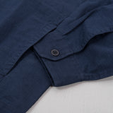 Lee Two Pocket Overshirt - Navy 4