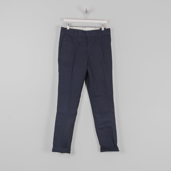 Dickies 872 Slim Work Pant - Dark Navy 1