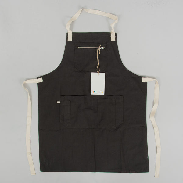 Uskees 9004 Carpenter Apron - Faded Black 1