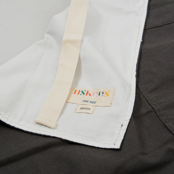 Uskees 9004 Carpenter Apron - Faded Black 4