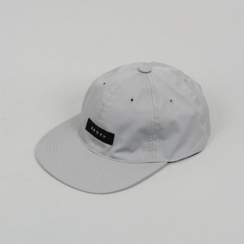 Edwin Air 6 Panel Cap Wet Weather 1