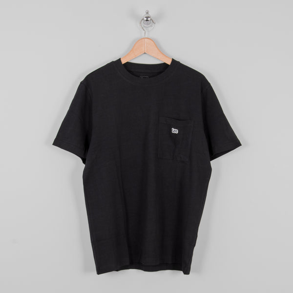 Lee Authentic Pocket Tee - Black 1