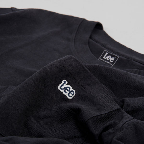 Lee Authentic Pocket Tee - Black 2