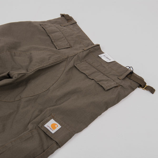Carhartt Aviation Cargo Pant - Cypress Rinsed 5