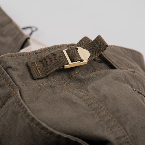 Carhartt Aviation Cargo Pant - Cypress Rinsed 7
