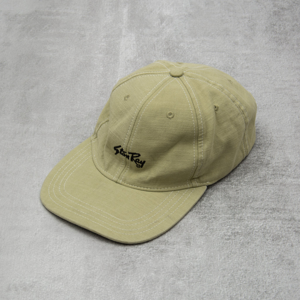 Stan Ray Ball Cap - Olive Sateen 1
