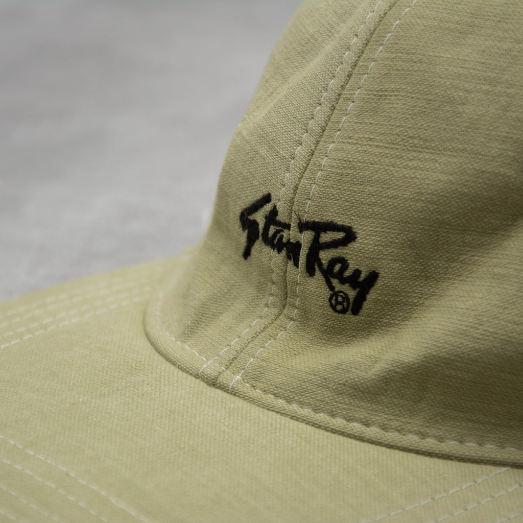 Stan Ray Ball Cap - Olive Sateen 2