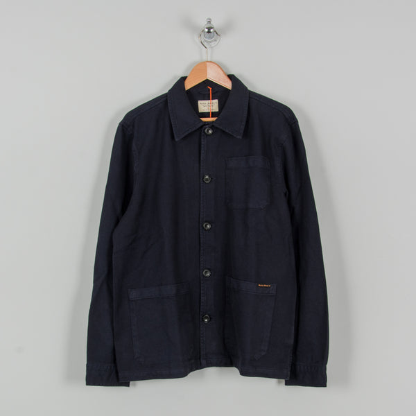 Nudie Barney Worker Jacket - Navy 1