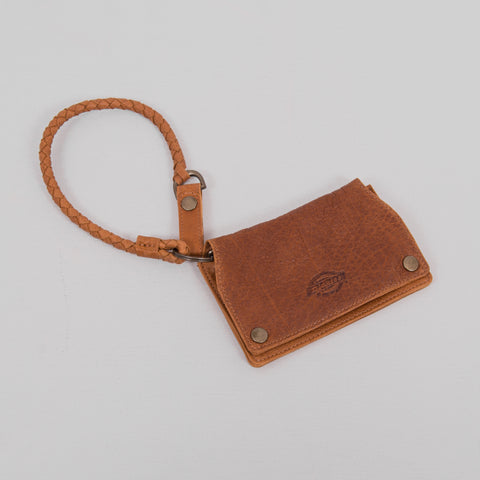 Dickies Barren Springs Chain Wallet - Brown