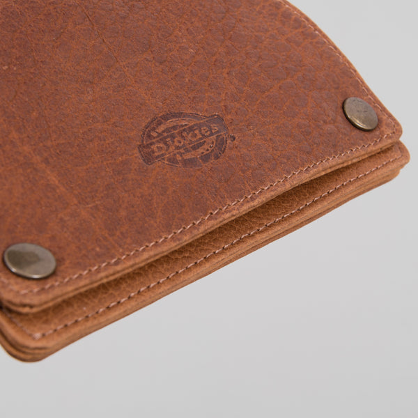 Dickies Barren Springs Chain Wallet - Brown 3