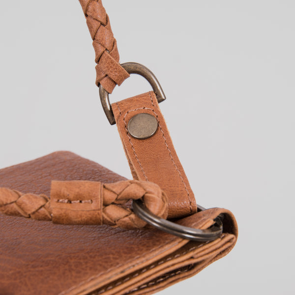 Dickies Barren Springs Chain Wallet - Brown 4