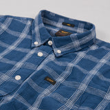 Lee Button Down Shirt - Washed Blue 2