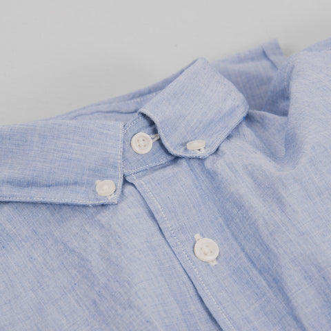 Lee Slim Button Down Shirt - Light Blue