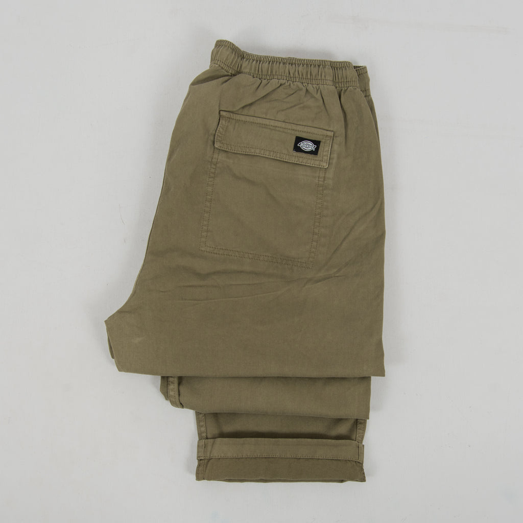 Dickies Cankton Elasticated Pant - Army Green 2