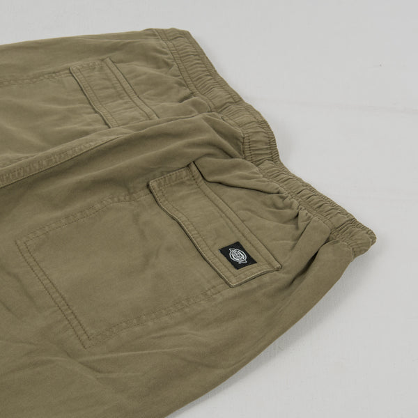 Dickies Cankton Elasticated Pant - Army Green 3