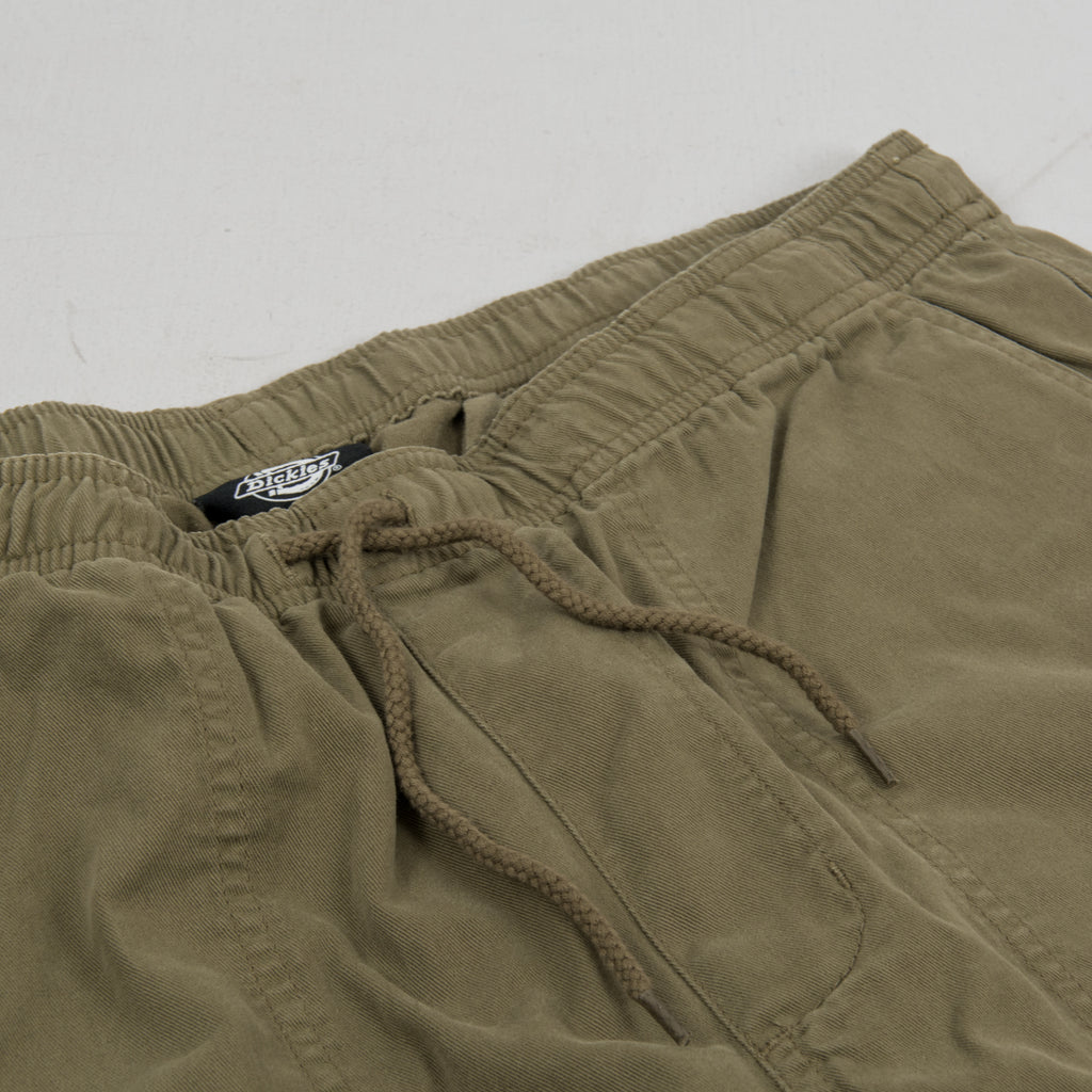 Dickies Cankton Elasticated Pant - Army Green 4