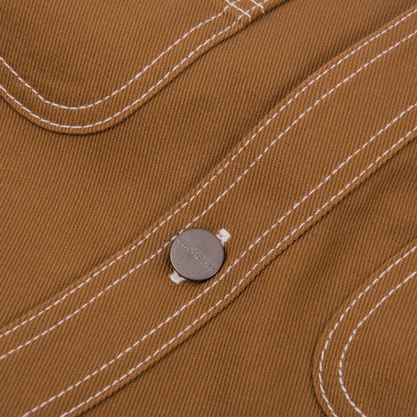 Carhartt Chalk Shirt - Hamilton Brown Rigid 4