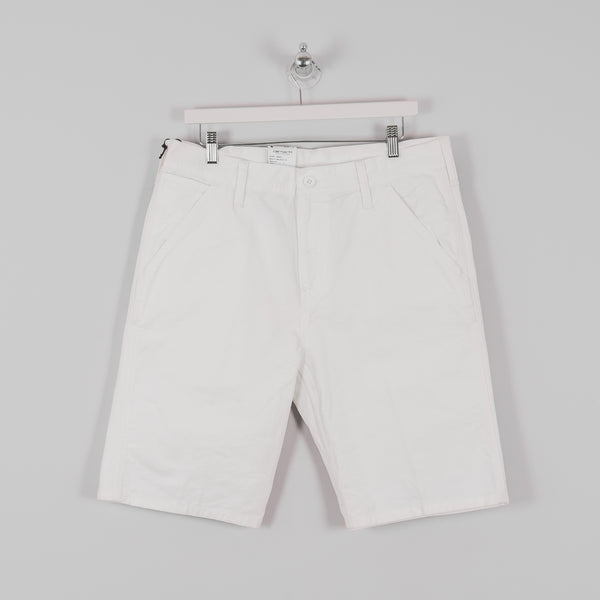 Carhartt Chalk Short - Off White 1