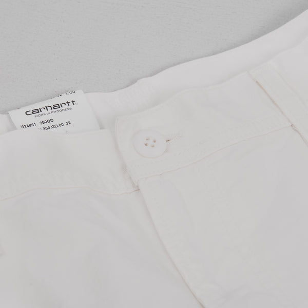 Carhartt Chalk Short - Off White 4