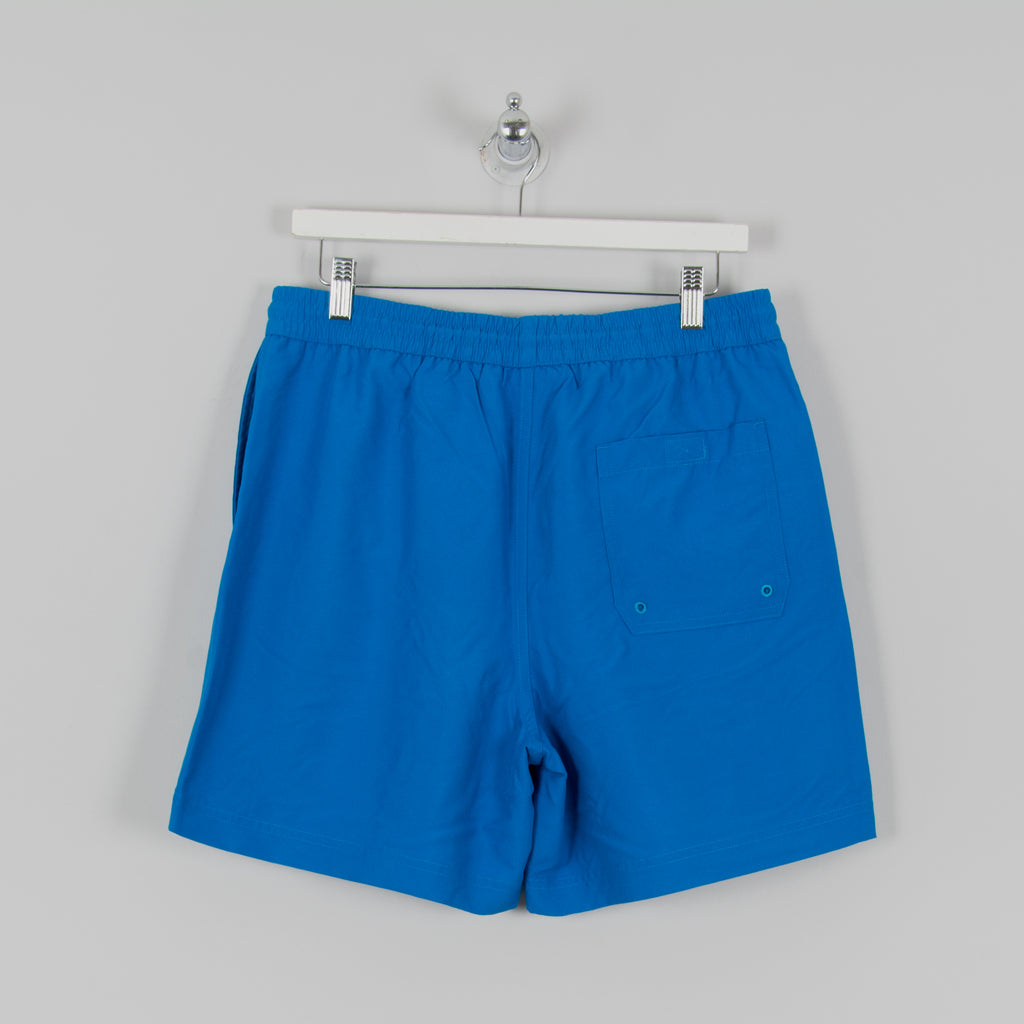 Carhartt WIP Chase Swim Trunks - Azzuro / Gold 3