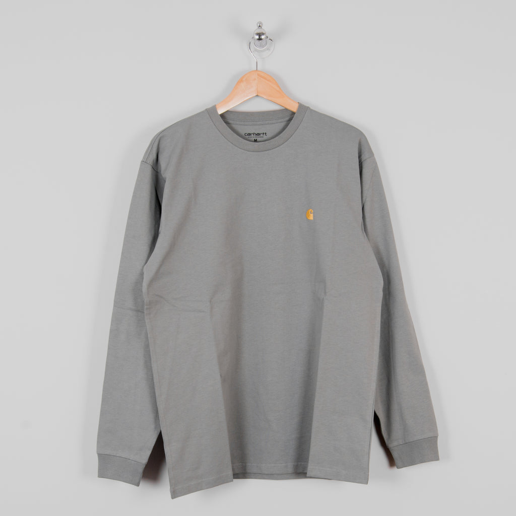 Carhartt Chase L/S Tee - Cloudy 1