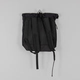 Obey Conditions Roll Top Bag - Black 3