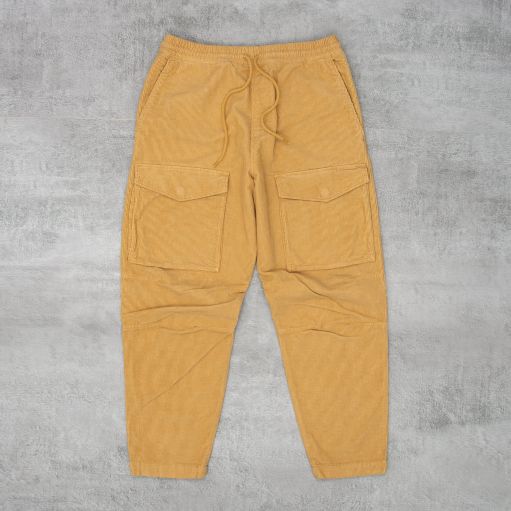 Edwin Corduroy Manoeuvre Pant - Curry 1