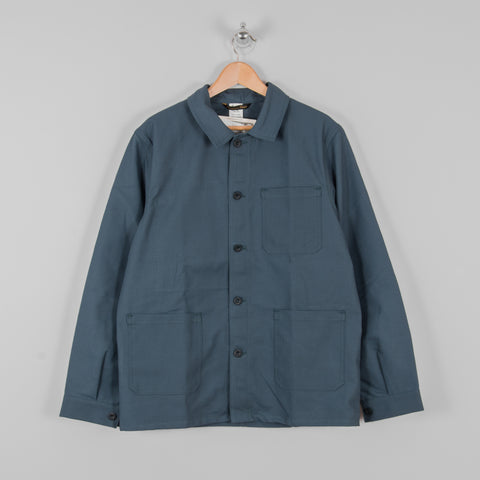 Le Laboureur Cotton Work Jacket - Green 1