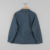 Le Laboureur Cotton Work Jacket - Green 3