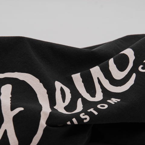 Deus ex Machina Deus Custom Tee - Black