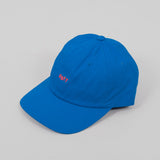 Obey Cutty 6 Panel Snap Back Cap - Bright Blue 1