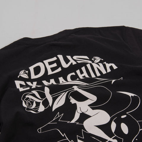 Deus ex Machina DL Possibilities Tee - Black