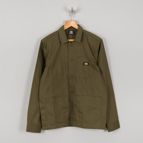 Dickies Funkley Shirt - Military Green 1