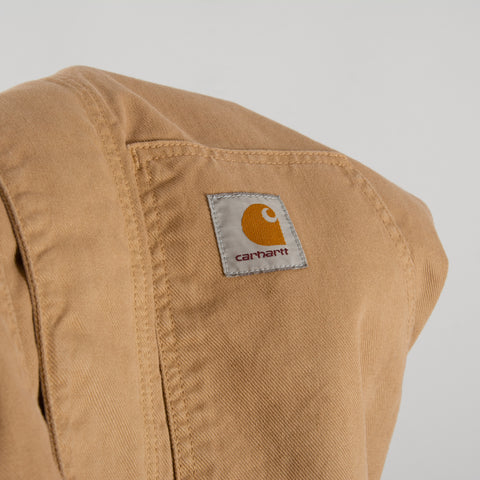 Carhartt WIP Arcan Unlined Jacket - Dusty Hamilton Brown 2