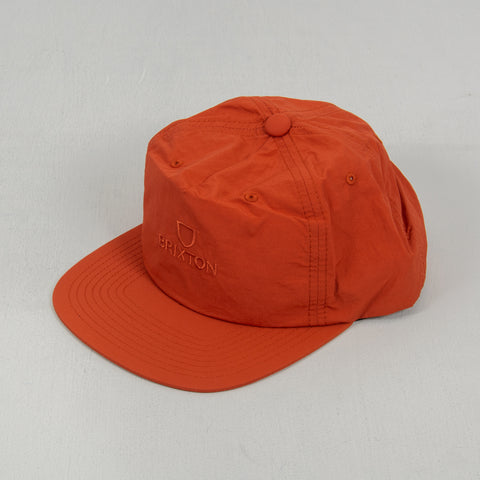 Brixton Alpha MP Snapback - Carrot 1