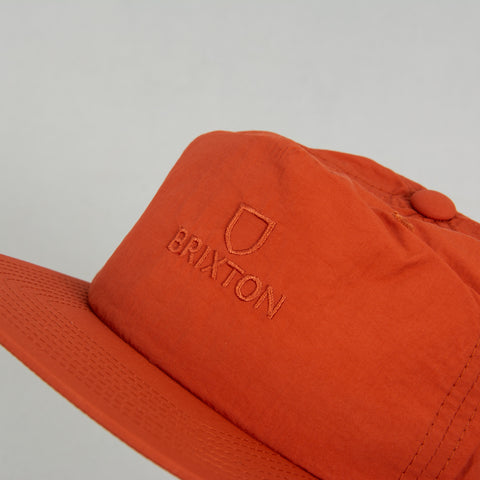 Brixton Alpha MP Snapback - Carrot 2