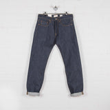 Hawksmill Denim Co Loose Tapered Cone Mills Jeans