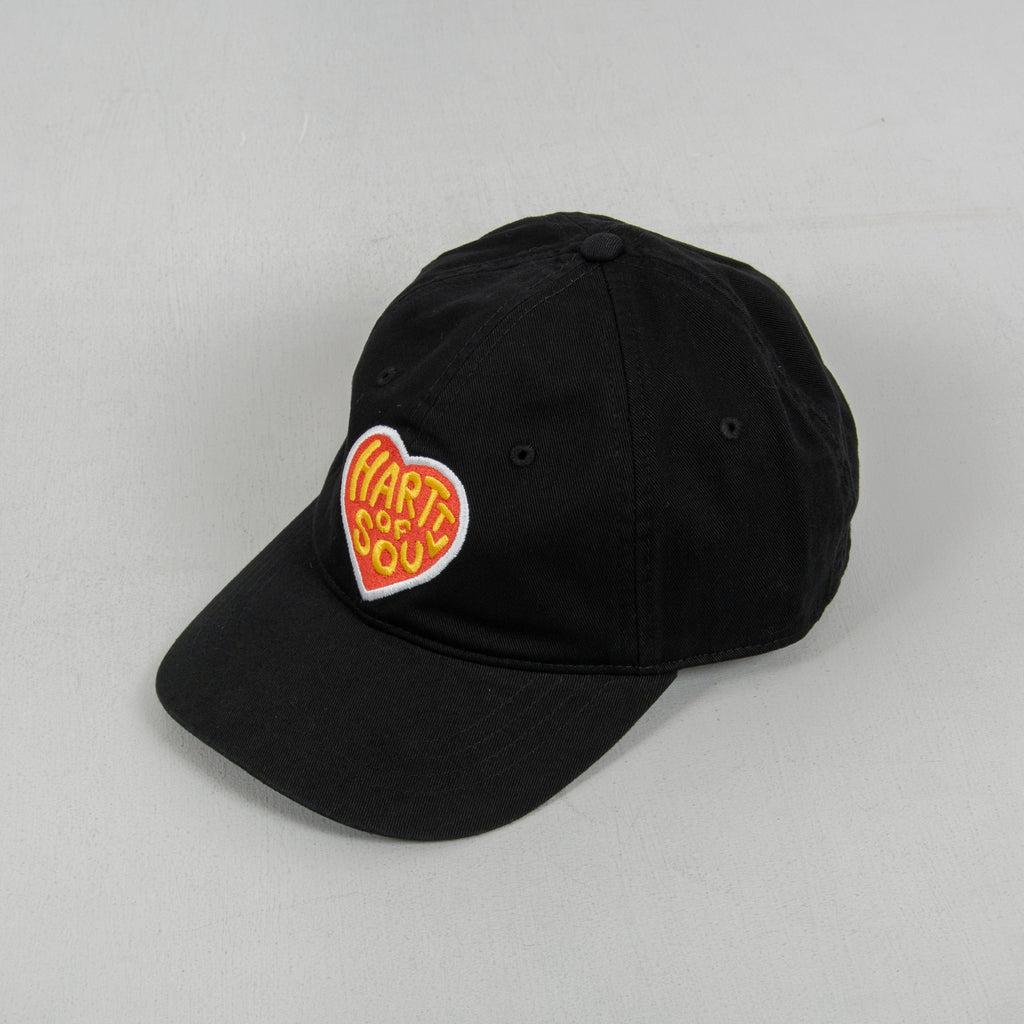 Carhartt Hartt Of Soul Cap - Black/ Multicolour 1